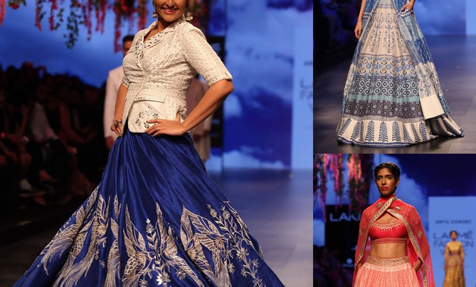 One Week of Vibrance and Elegance – Lakme Fashion Week 2016